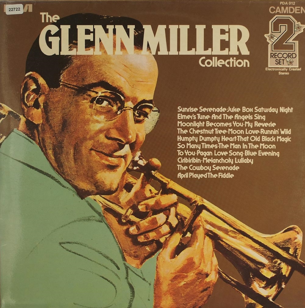 miller glenn the glenn miller collection big band easy listening jazz blues gebrauchte. Black Bedroom Furniture Sets. Home Design Ideas