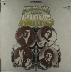 Kinks, The: Something else by the Kinks