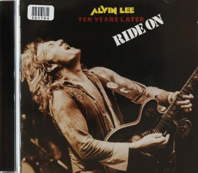 Alvin Lee. Ten Years Later: Ride on