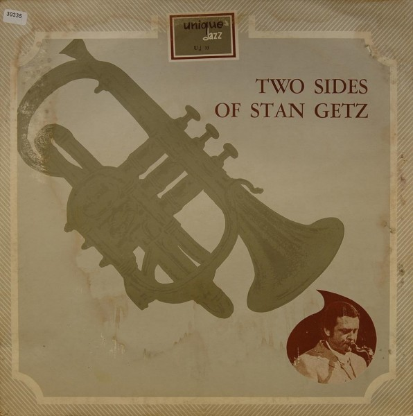 Getz, Stan: Two Sides of Stan Getz