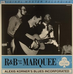 Korner, Alexis Blues Incorporated: R & B from the Marquee
