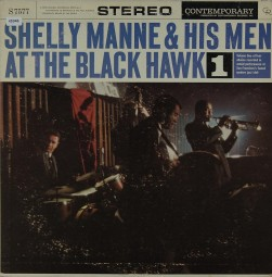 Manne, Shelly & his Men: At the Black Hawk Vol. 1