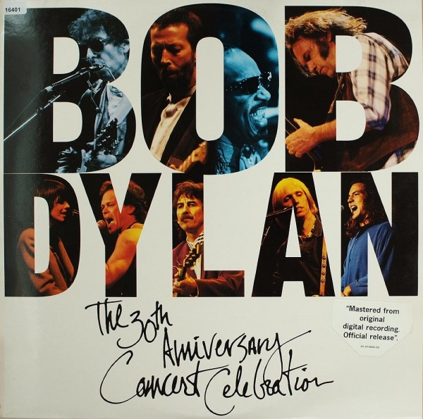Dylan, Bob: The 30th Anniversary Concert Celebration