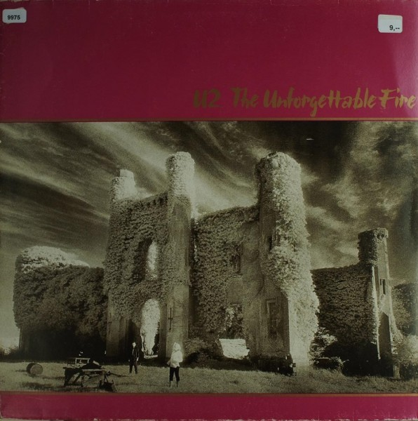 U 2: The unforgettable Fire