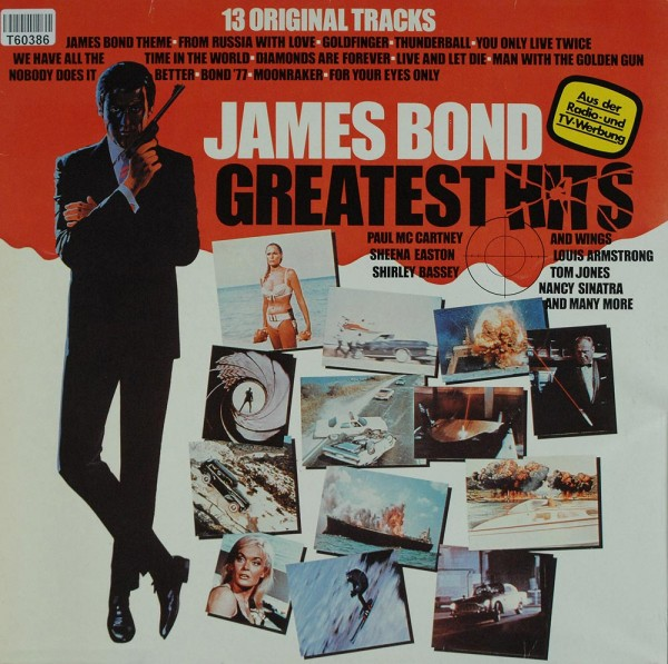 Various: James Bond Greatest Hits
