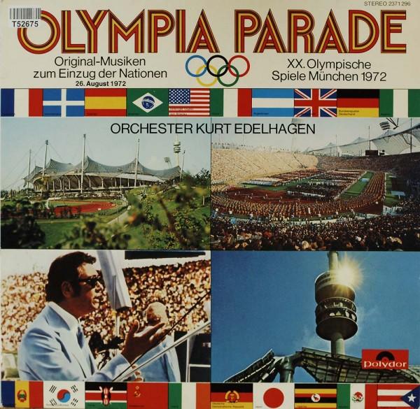 Orchester Kurt Edelhagen: Olympia Parade