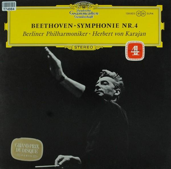 Ludwig Van Beethoven - Berliner Philharmonik: Symphonie Nr. 4