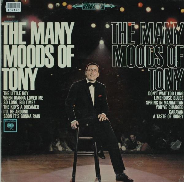 Tony Bennett: The Many Moods Of Tony