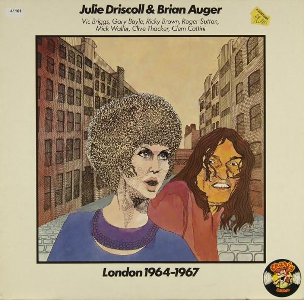 Driscoll, Julie & Auger, Brian: Same