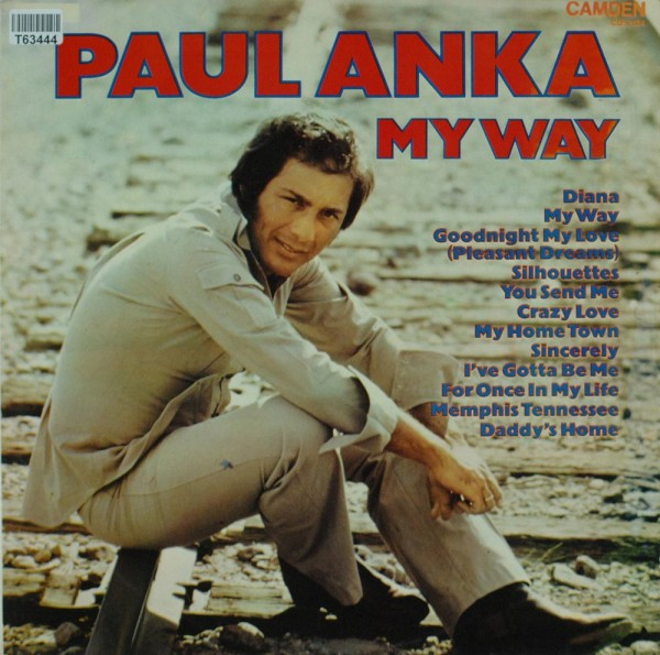 Paul Anka: My Way