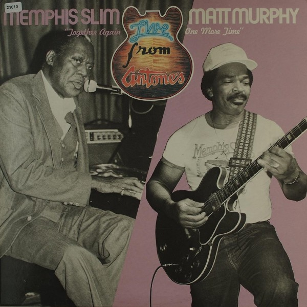 Memphis Slim & Murphy, Matt: Together Again One More Time