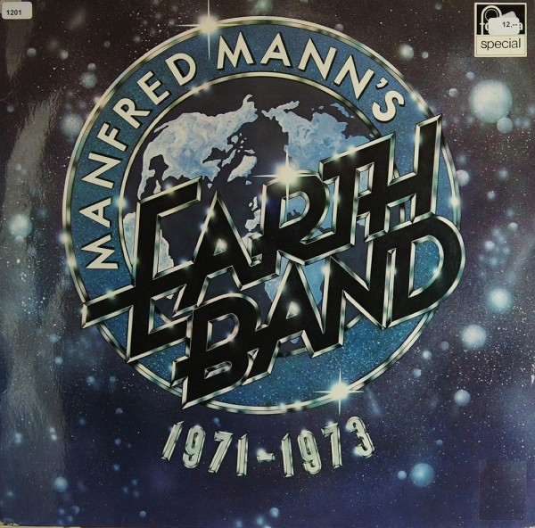 Mann, Manfred Earth Band: 1971-1973