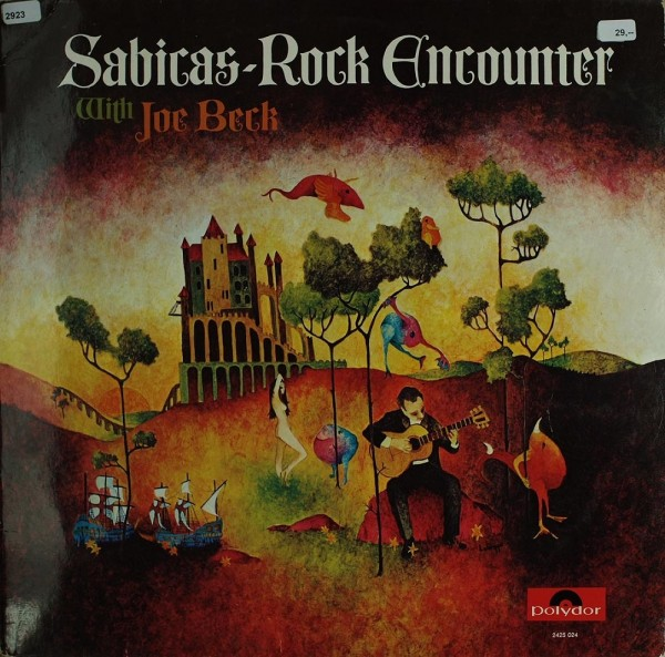Sabicas & Beck, Joe: Rock Encounter