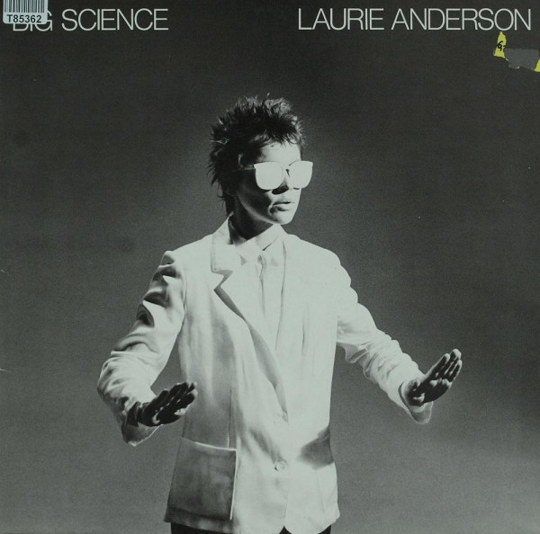 Laurie Anderson: Big Science