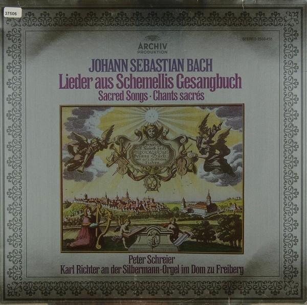 Bach: Lieder aus Schemellis Gesangbuch