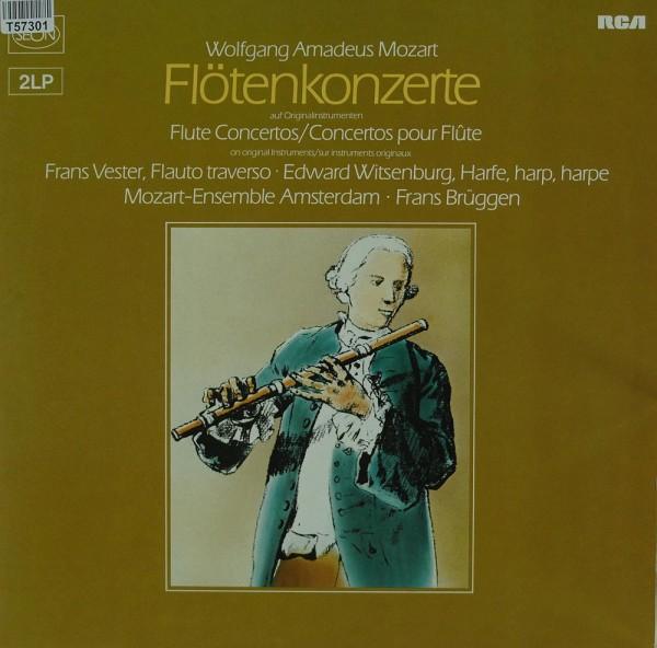 Wolfgang Amadeus Mozart - Frans Vester ∙ Edward Witsenburg ∙ Mozart-Ensemble Amsterdam ∙ Frans Brügg