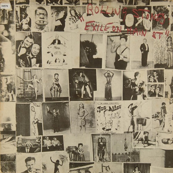 Rolling Stones, The: Exile on Main St.