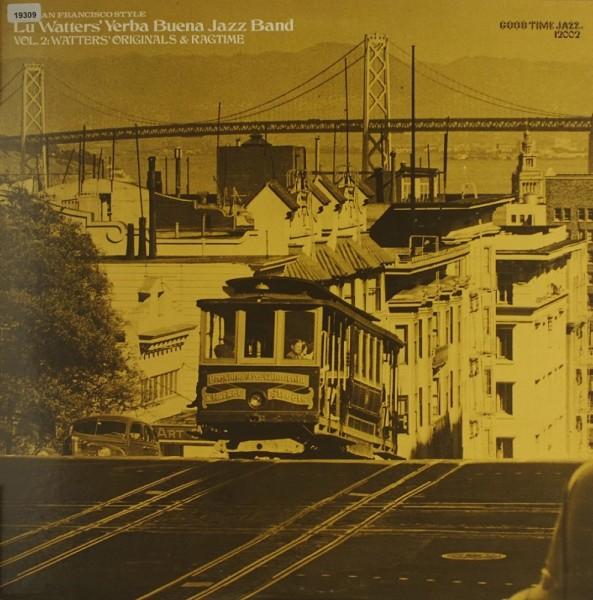 Watters, Lu Yerba Buena Jazz Band: The San Francisco Style Vol. 2
