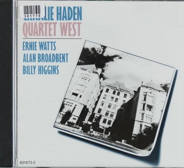 Charlie Haden: Quartet West
