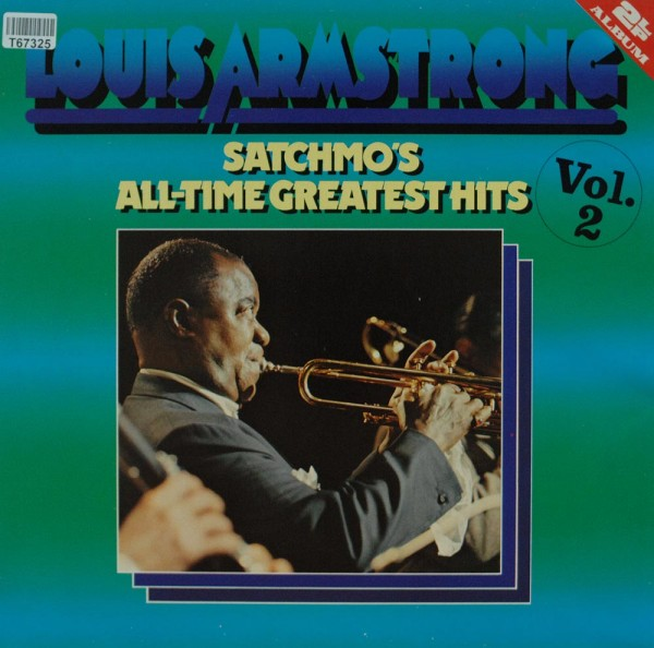 Louis Armstrong: Satchmo's All-Time Greatest Hits