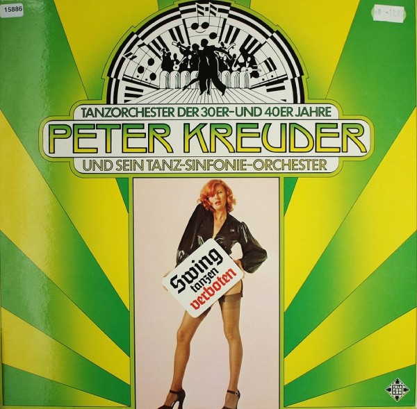 Kreuder, Peter: Swing Tanzen Verboten