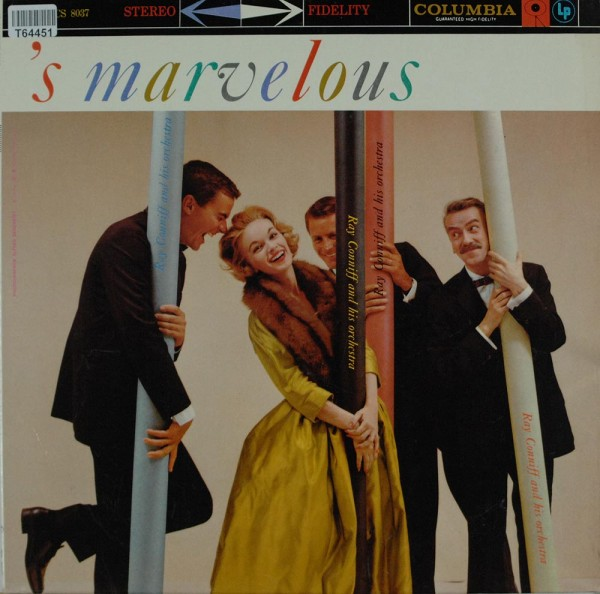 Ray Conniff's Orchestra: 'S Marvelous