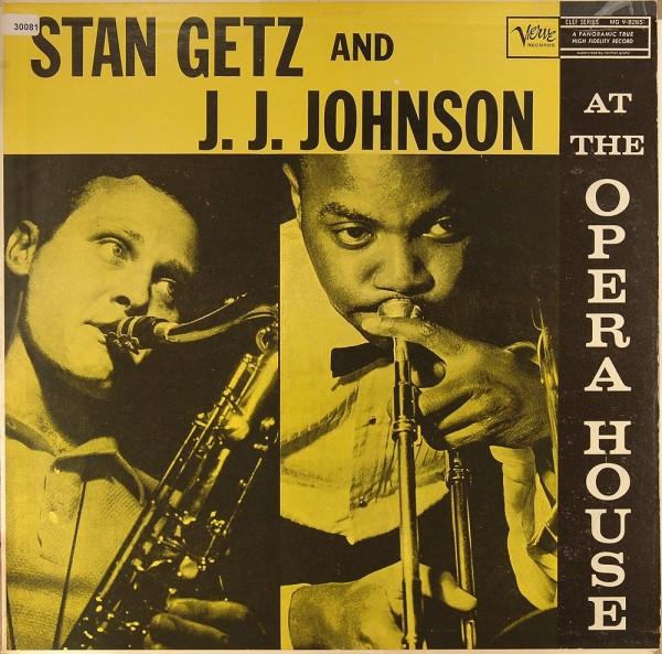Getz, Stan / Johnson, J.J.: At the Opera House