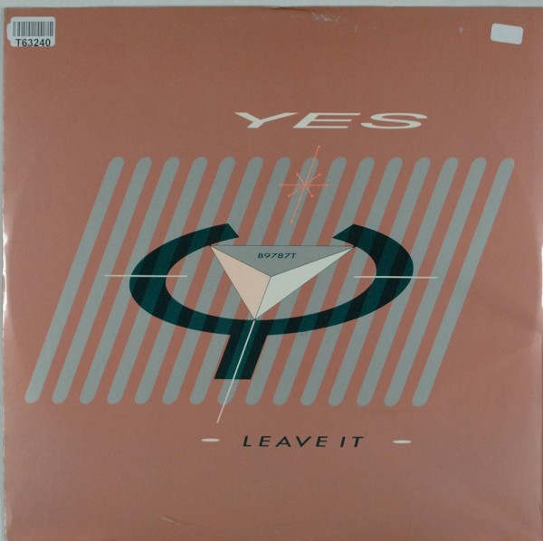 Yes: Leave It