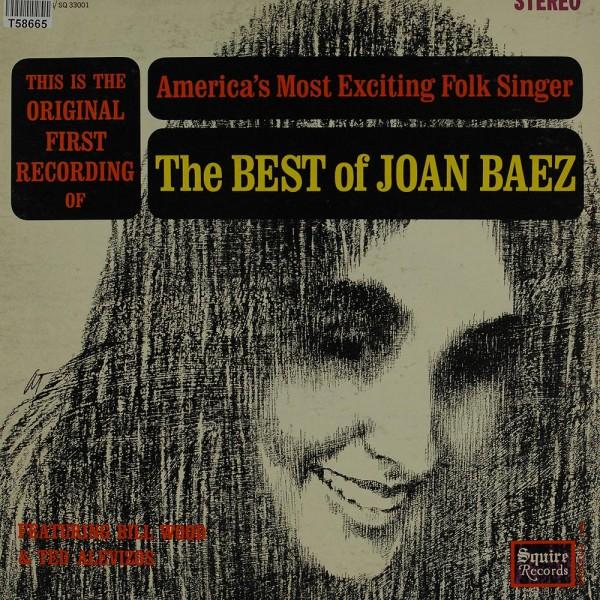 Joan Baez: The Best Of Joan Baez