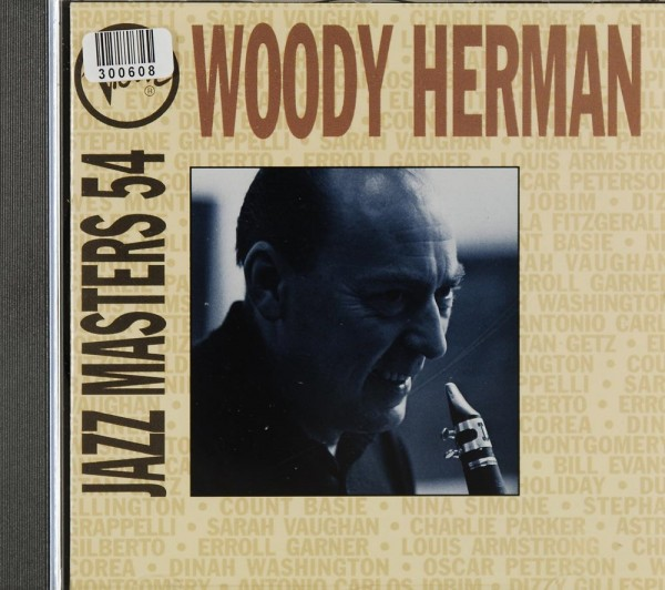 Woody Herman: Verve Jazz Masters 54