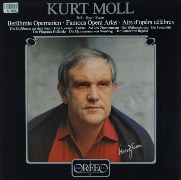 Kurt Moll: Airs d'Opéras célèbres