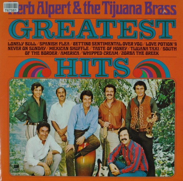 Herb Alpert & The Tijuana Brass: Greatest Hits