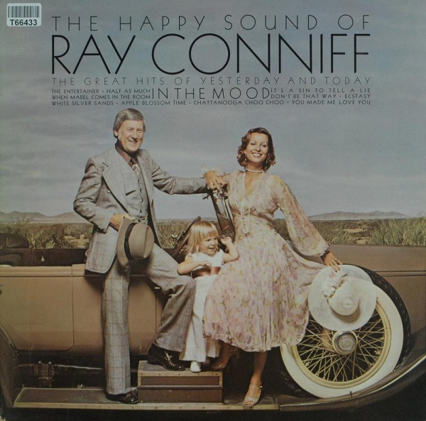 Ray Conniff: The Happy Sound Of Ray Conniff