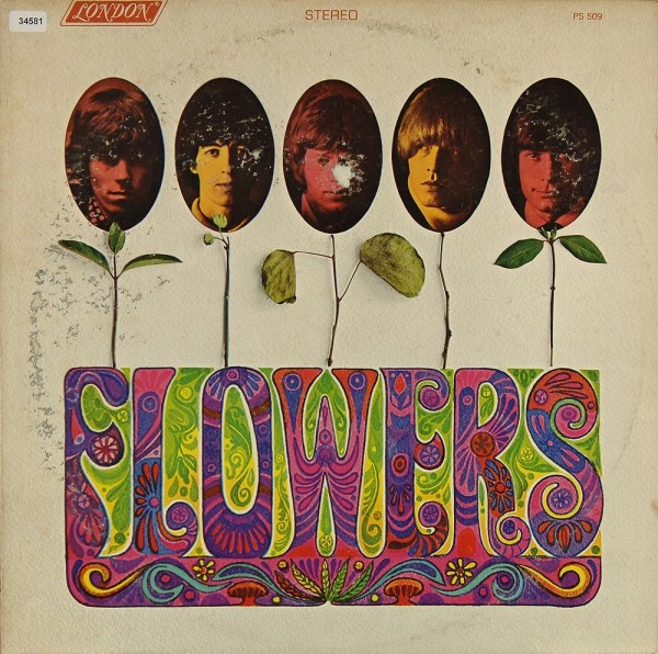 Rolling Stones, The: Flowers