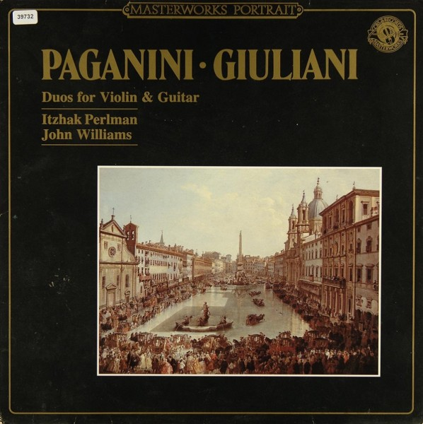 Paganini / Giuliani: Duos for Violin & Guitar