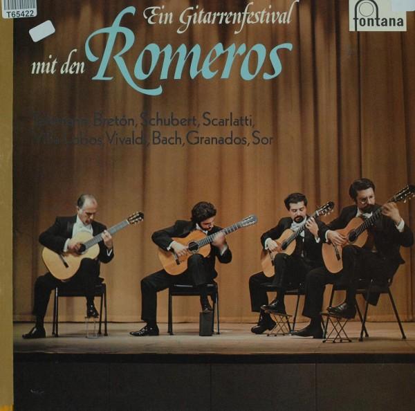 The Romeros: Ein Gitarrenfestival Mit Den Romeros