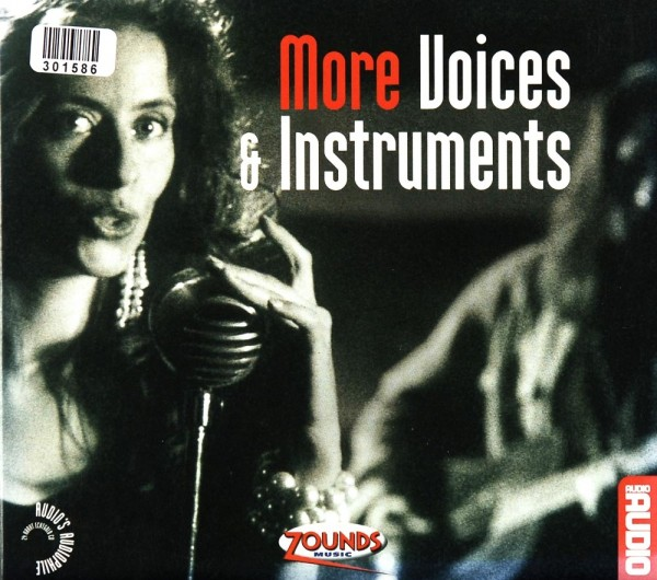 Various: Audio`s Audiophile Vol. 23 - More Voices & Instruments