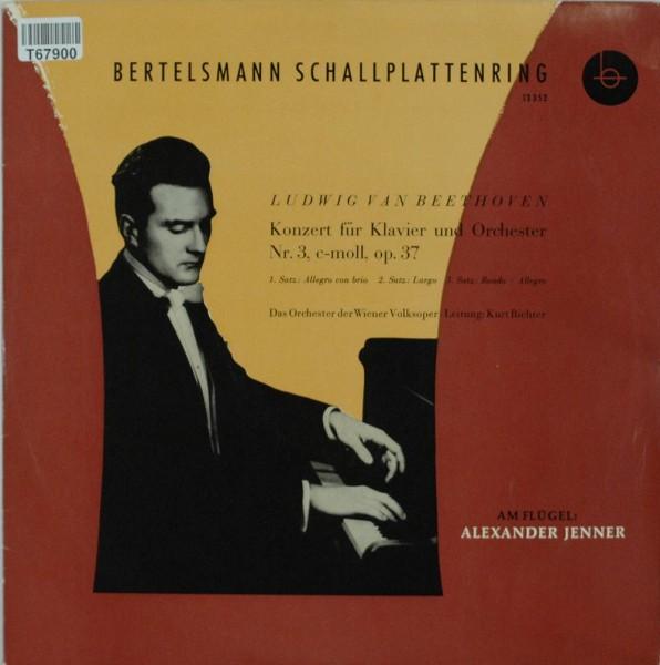 Ludwig Van Beethoven, Alexander Jenner, Kur: Konzert Für Klavier Und Orchester Nr. 3, C-Moll, Op. 37