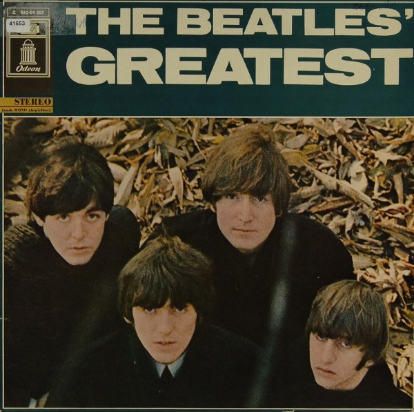 Beatles, The: The Beatles´ Greatest