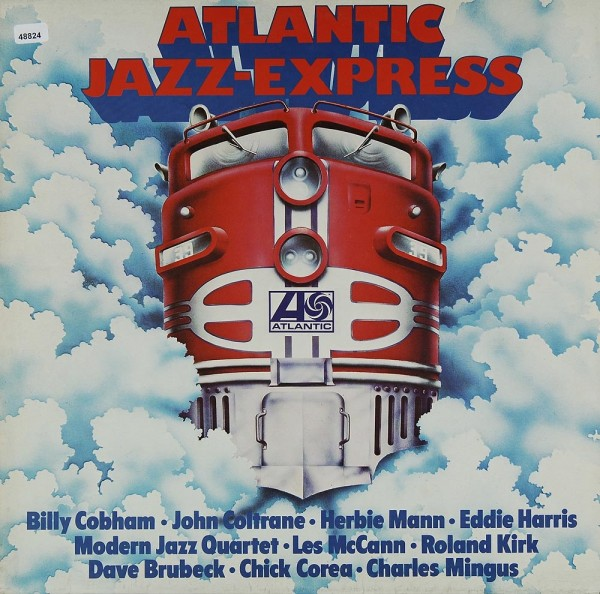Various: Atlantic Jazz-Express