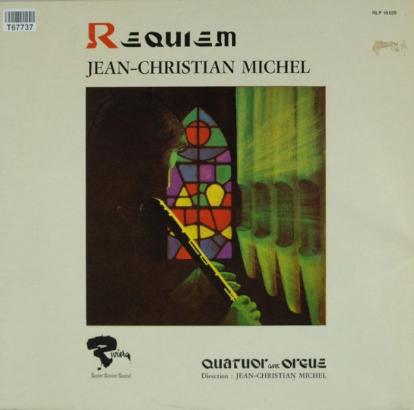 Jean-Christian Michel, Quatuor Avec Orgue: Requiem