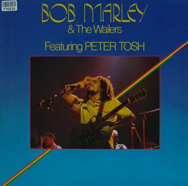Bob Marley & The Wailers Featuring Peter Tos: Bob Marley & The Wailers Featuring Peter Tosh