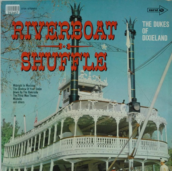 The Dukes Of Dixieland: Riverboat Shuffle