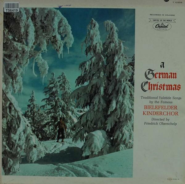 Der Bielefelder Kinderchor: A German Christmas