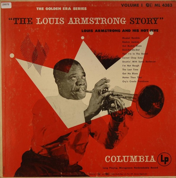 Armstrong, Louis: The Louis Armstrong Story Vol. 1