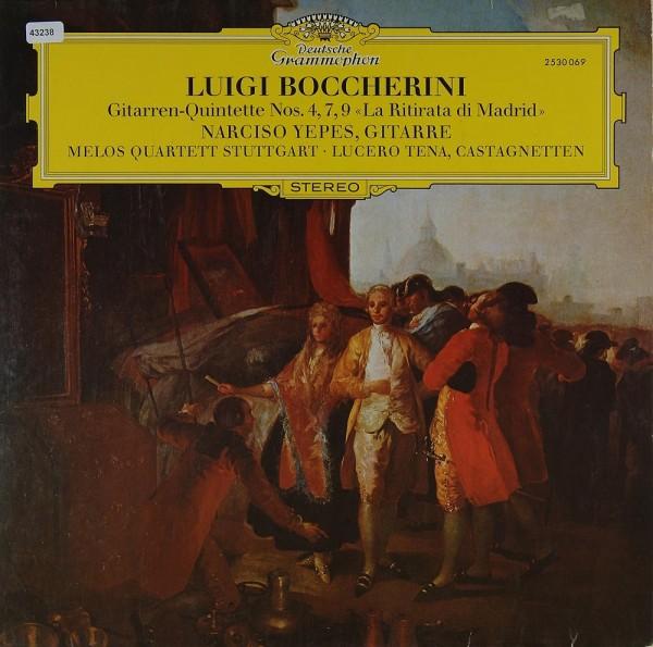 Boccherini: Gitarren-Quintette