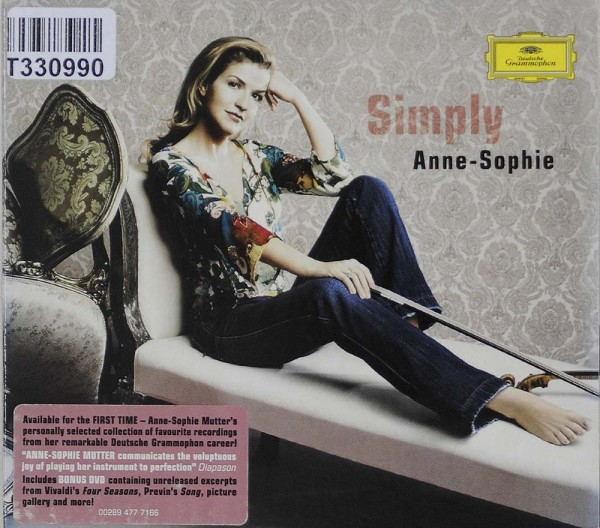 Anne-Sophie Mutter: Simply Anne-Sophie