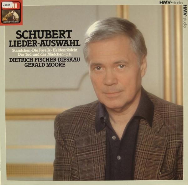 Schubert: Lieder-Auswahl