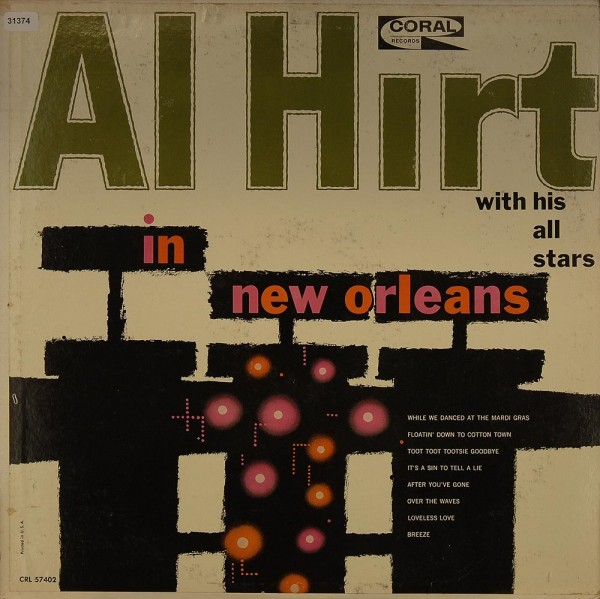 Hirt, Al: In New Orleans