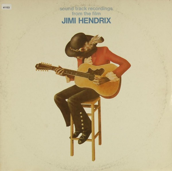 "Hendrix, Jimi (Soundtrack): Soundtrack Recordings from the Film ""Jimi Hendrix"""